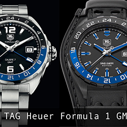 Tag Heuer Formula 1 GMT Replica